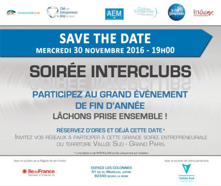 Rencontre inter club du 30-11-2016