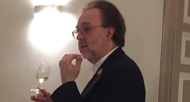 sommelier Pierre Faure